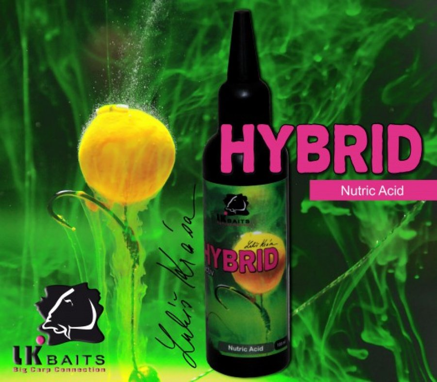 LK Baits Hybrid Activ Nutric Acid 100ml