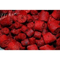 LK Baits ReStart Pellet Wild Strawberry 12-17mm, 1kg