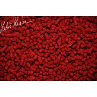 LK Baits ReStart Pellet  Wild Strawberry 4mm, 1kg