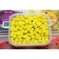 LK Baits Fluoro POP-UP Hook Pellets Pineapple/N-Butyric 150ml, 8mm