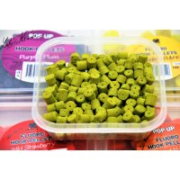 LK Baits Fluoro POP-UP Hook Pellets Green Banana 150ml, 8mm