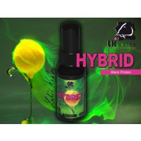 LK Baits Hybrid Spray Black Protein 50ml