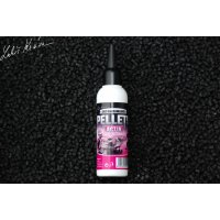 LK Baits Pellets Activ 100 ml Salt Black Hallibut
