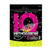 IQ Method Feeder Speed Fluoro Pellets 600g Citrus 2mm