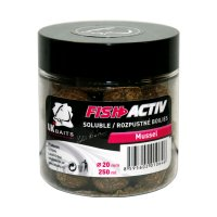 LK Baits Fish Activ Mussel 250ml, 20mm