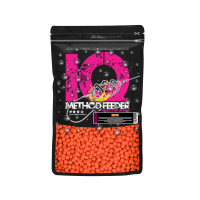 LK Baits IQ Mini Fluoro Boilies 10-12mm,600g Exotic
