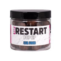 LK Baits Pop-up  Top ReStart Sea Food 18mm 200ml