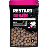 LK Baits ReStart Mussel 18 mm, 1kg