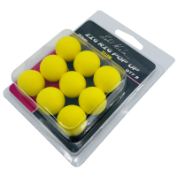 LK Baits ZIG RIG Pop–Up 18 mm –  Yellow