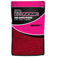 LK Baits Euro Economic Pellet Spice Shrimp 4mm 1kg