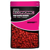 LK Baits Euro Economic Pellets Spice Shrimp