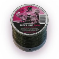 LK Baits Super Line Camo 0,26mm 1000m